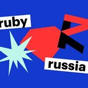 Айдентика для конференции Ruby Russia фотография
