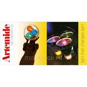 Европейские люстры и светильники Artemide в Пензе. фотография