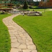 Укладка природного камня в Вологде фотография