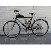 Двигатель для велосипедов. фотография