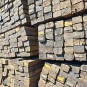 Шпалы б/у деревянные 350 руб./шт! В НАЛИЧИИ! фотография