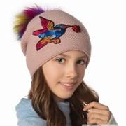 Детские шапки: модные варианты 2019–2020 фотография