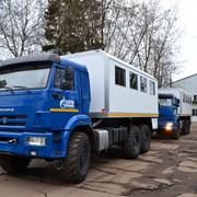 Вахтовые автобусы для ООО «Газпром добыча Надым» фотография