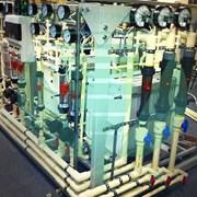 Технология очистки сырого биоглицерина. фотография