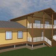 Обновление списка проектов двухэтажных домов фотография