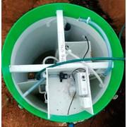Оперативный монтаж автономной канализации Тополь фотография