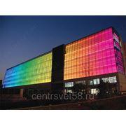Архитектурная подсветка в Пензе. Архитектурное освещение в Пензе. фотография