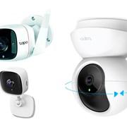 Камеры Tapo C310, Tapo C210 и Tapo C110 фотография