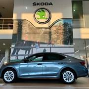 Новая ŠKODA OCTAVIA представлена в автосалонах фотография