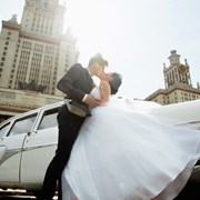 Аренда авто на свадьбу Днепр фотография