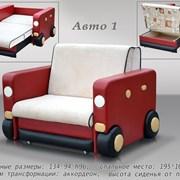 Обновление ассортимента детских диванов фотография