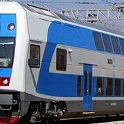 Электропоезд Skoda УЗ выпустят на маршрут  фотография