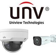 Весь ассортимент IP-камер Uniview в Украине фотография