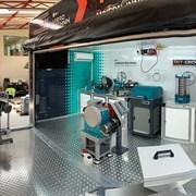 Мобильная лаборатория «ВИБРОТЕХНИК» в ЮАР фотография