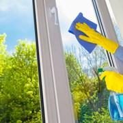 Комплекс услуг по мытью окон в Киеве фотография