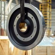 Новый тип железнодорожных колес  фотография