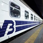Перший потяг City Express  фотография