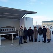 Новогодний караван автоклубов для Забайкалья фотография