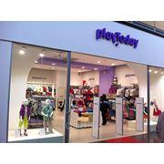 Оборудование для магазина детской одежды Play Today фотография