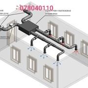 Система вентиляции и кондиционирования  фотография