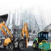 Дорожно-строительная техника от Строительных Машин фотография