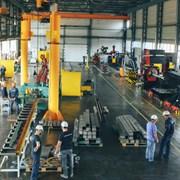 Производственные мощности завода ЮТЕМ-ТТ фотография