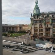 «Аварит» обогревает кабелем историческое здание фотография
