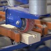 Производство деревянных двутавровых балок фотография