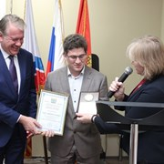 ВИБРОТЕХНИК - лауреат конкурса Золотой Меркурий фотография