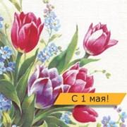 Поздравляем с праздником Весны и Труда! фотография