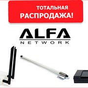 Сетевые устройства Alfa Network со скидкой до 52% фотография