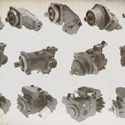 Гидромоторы и гидронасосы аксиально-поршневые фотография