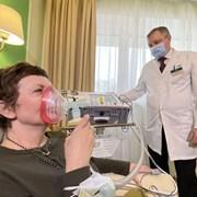 «Виктория» открыла отделение лечения газами фотография