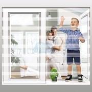 Как выбрать безопасные окна в детскую фотография