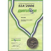 Диплом SIA 2006