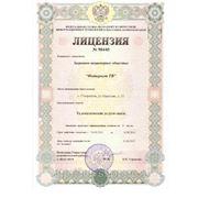 Лицензия на предоставление телематических услуг связи