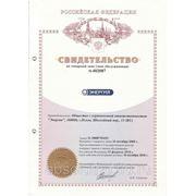 Энергия сертификат дилера