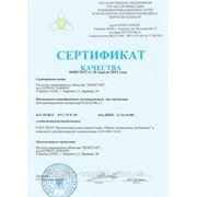 Сертификат на программируемый контроллер К120.32-08.2 Т