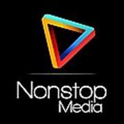 Логотип компании Первый продюсерский центр полного цикла «НОНСТОП МЕДИА» (Минск)