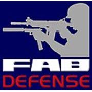Логотип компании FAB-Defense (Москва)
