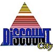 Логотип компании Дисконт Сити (Минск)