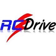 Логотип компании RCDrive (Павлодар)