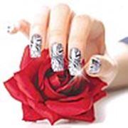 """""""Стемпинг Нейл Арт"""" Дизайн ногтей! Маникюр."""