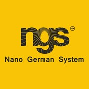 Логотип компании NGS оборудование для производства обуви (Одесса)