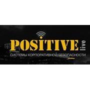 Логотип компании POSITIVE-live (Кривой Рог)