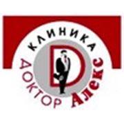 Логотип компании ДОКТОР АЛЕКС (Харьков)