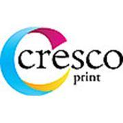 Логотип компании Cresco print (Днепр)