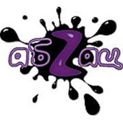Логотип компании Абзац Принт (Одесса)