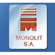 Логотип компании Монолит (Monolit), АО (Кишинев)