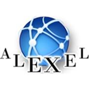 Логотип компании Alexel (Алматы)